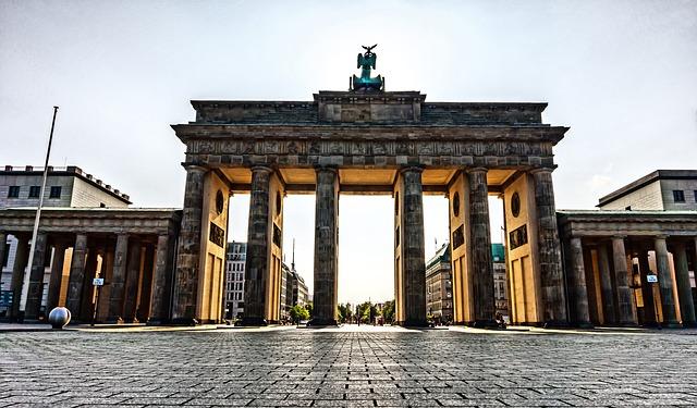 Berlin, a travelers paradise.